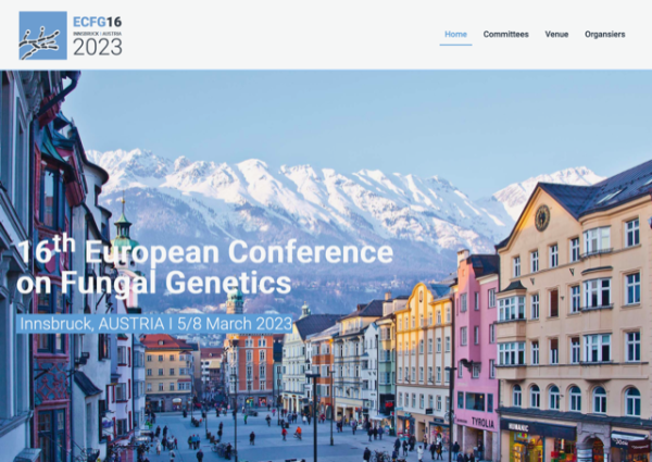 European Conference on Fungal Genetics